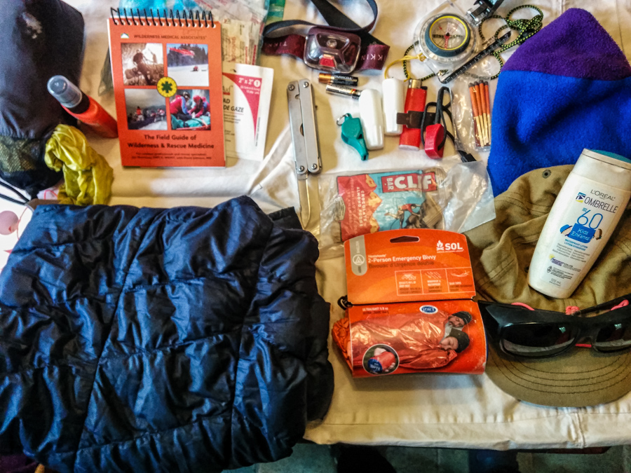 Emergency Gear Article